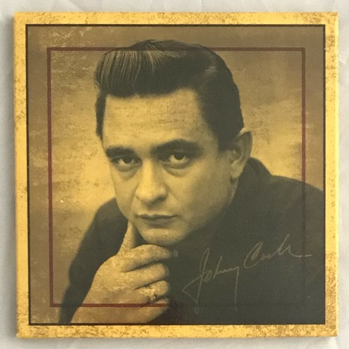 "Johnny Cash - Cry Cry Cry(3"")"