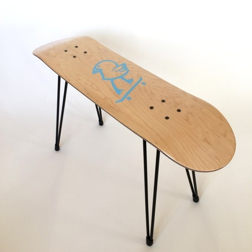 DORCUS GRAPHITE WOOD×KILLY BIRD×SKATE STOOL