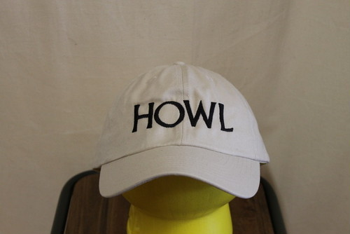 CITY LIGHTS BOOK STORE / HOWL CAP