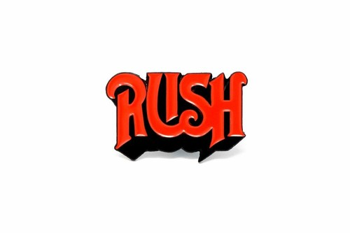 "Rockinpins""Rush 1st Logo"""