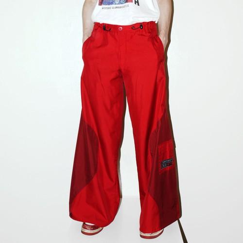『FREEMAN T PORTER』 90-00s Rave design pants