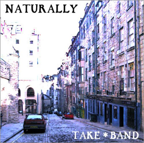 デモCD「NATURALLY」TAKE*BAND
