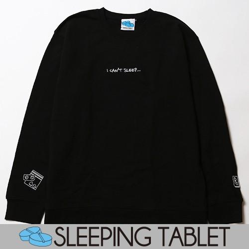 I CAN'T SLEEP [ CREW SWEAT ]