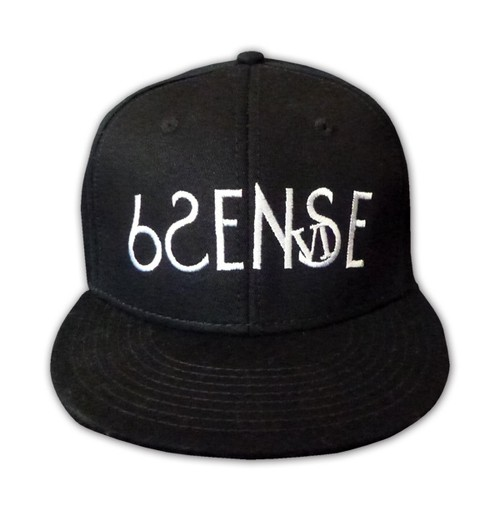 【6SENSE】 SNAP BACK(BLACK)