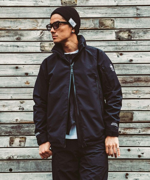 CRIMIE(クライミー) / CR01-01K5-JK12 / 3LAYER WATER PROOF THINSULATE 2WAY HOOD JACKET X SERIES TOWN&SNOW