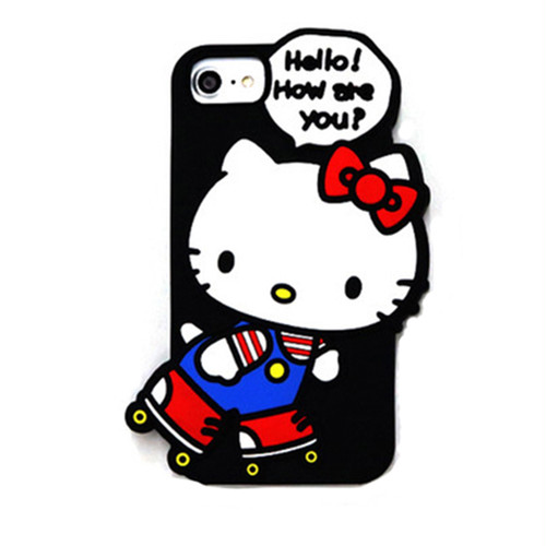 SANRIO/SIRICONE iPhone CASE/YY-SR003 KT2