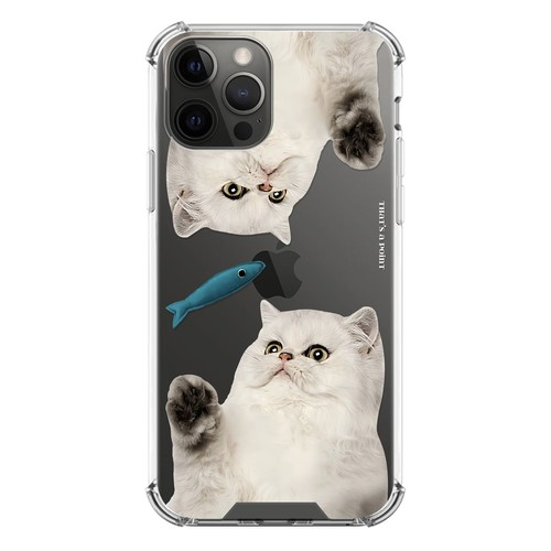 【that's a point】cat toy / iphone スマホ ケース カバー  ジェリー ソフト ハード  韓国 雑貨