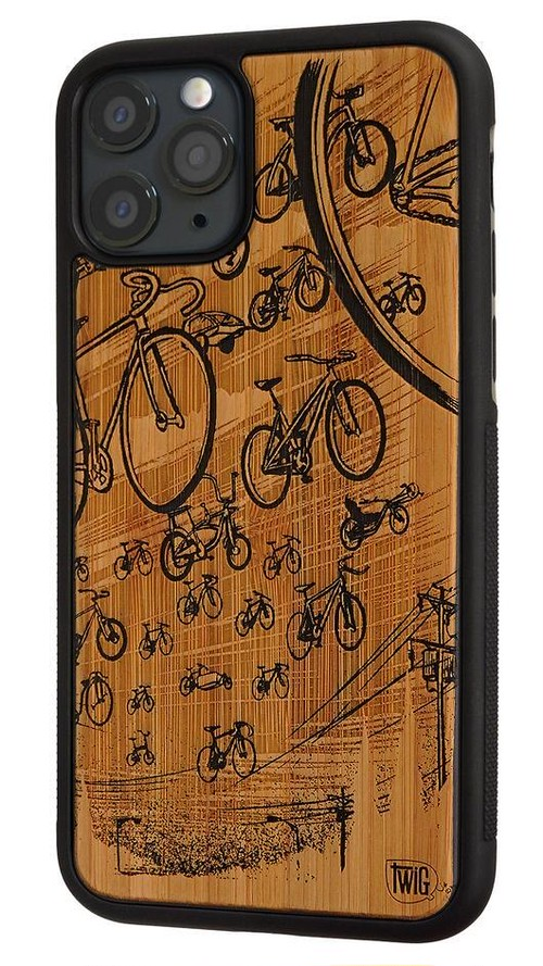 30 Bikes - Bamboo - iPhone12/12 Pro/12 mini