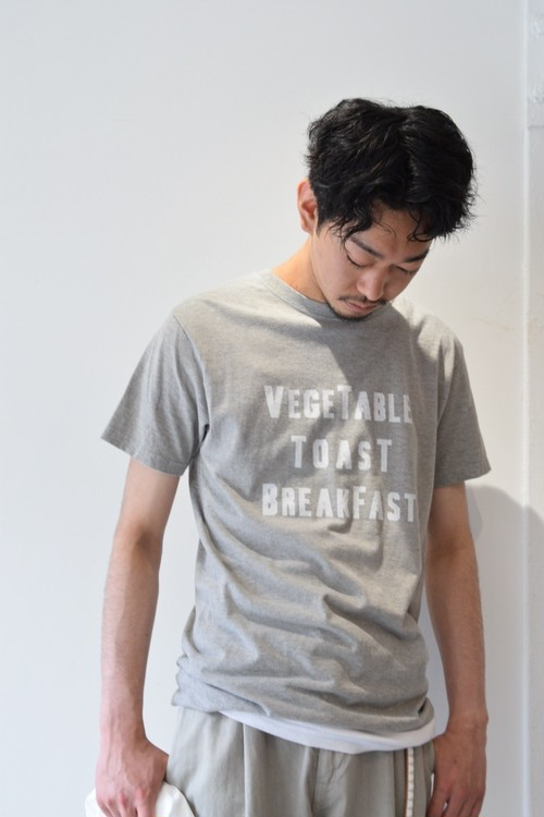 【GOODWEAR】VEGETABLE TEE