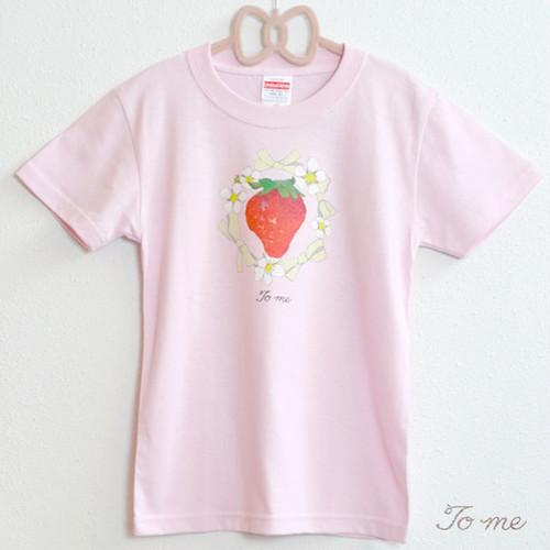 ストロベリーリング Tシャツ 100~140