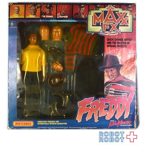 エルム街の悪夢 フレディー 着せ替え人形 未使用