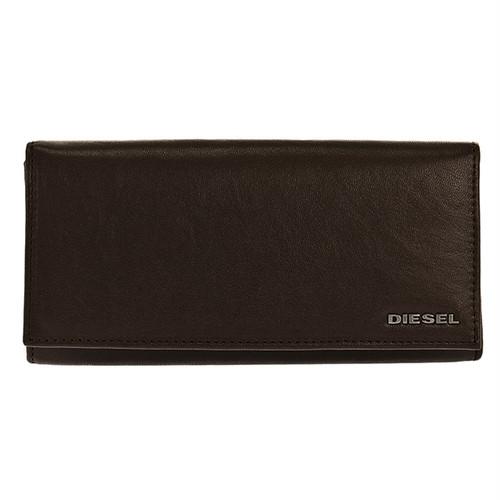 ディーゼル DIESEL メンズ 長財布 X04457-PR227-H6385 ブラウン ブラウン
