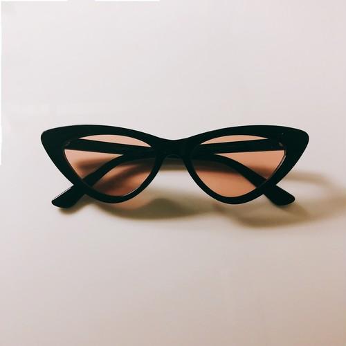 Eyewear♡フォックス01 オレンジ