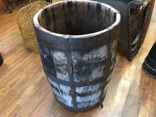インド アンティーク 樽