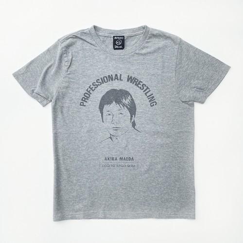 前田日明  Tシャツ