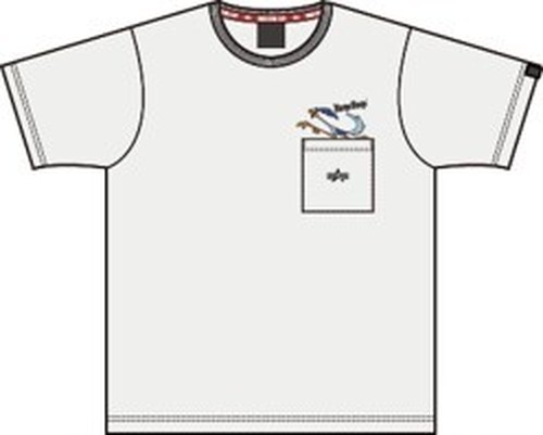 【キッズ】LOAD RUNNER S/S PRINT-POCKET T