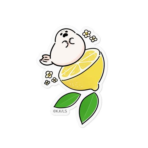 ステッカー(レモン)
