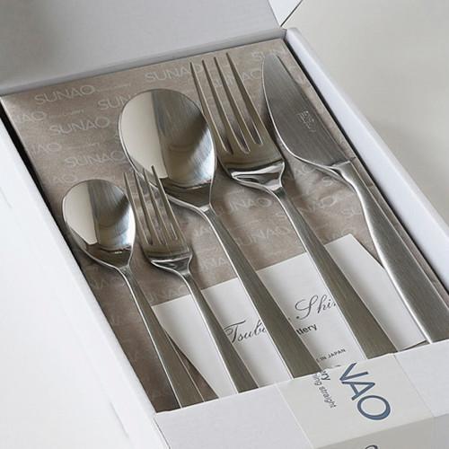 名前のごとく Cutlery SUNAO 5 piece SET