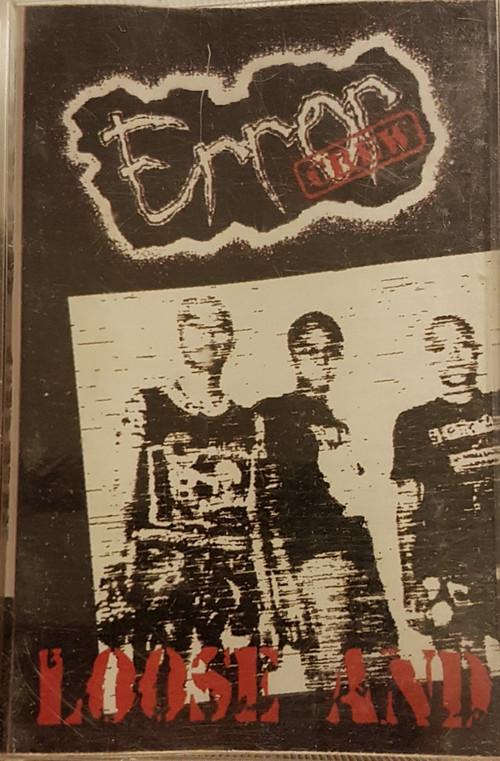 Error Crew - loose and gain Cassette