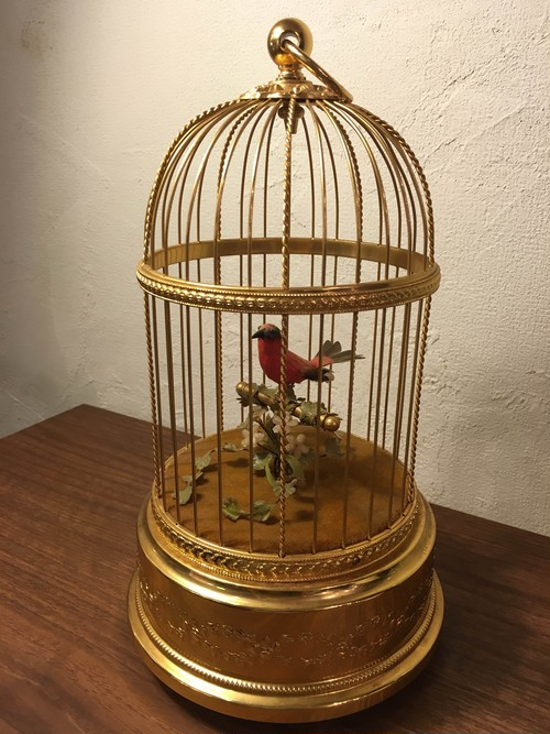 REUGE Singing Bird
