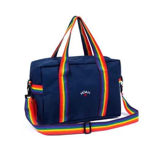 Rainbow Strap Daypack(Midnight)