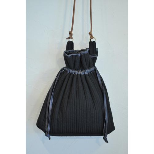 【RehersalL】Iburu choge bag (black) /【リハーズオール】イブルチョゲバッグ(ブラック)