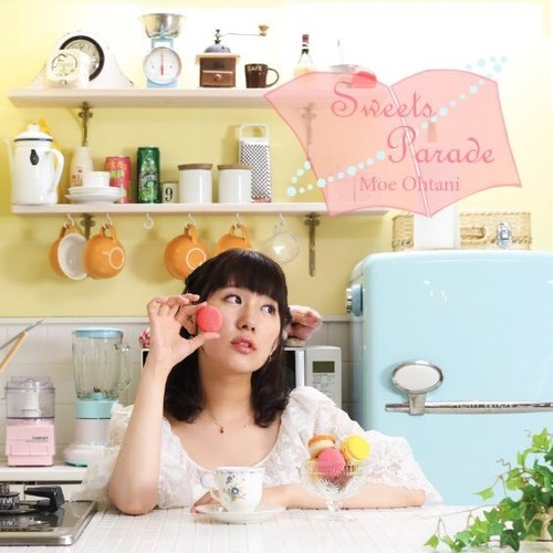 大谷萌 First single♡ 『Sweets Parade』