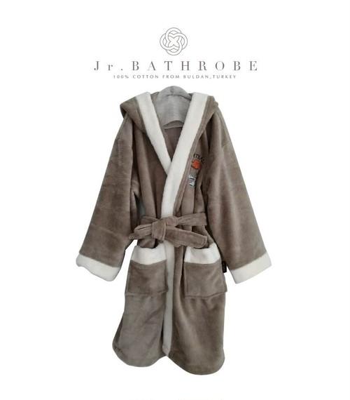 Denizli cotton Kid's Bathrobe Beige デニズリコットン キッズサイズバスローブ ベージュ