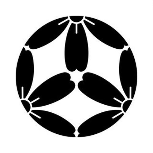 三つ割細桜 aiデータ
