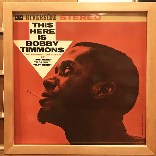 Bobby Timmons ‎– This Here Is Bobby Timmons (LP)