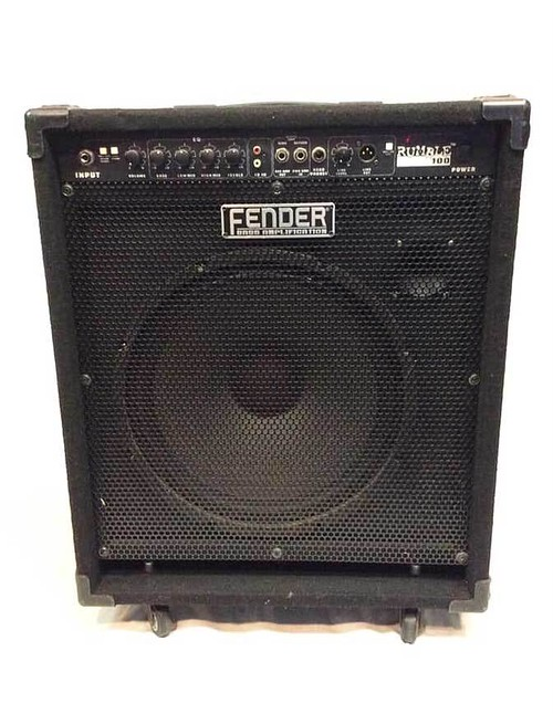【Fender】Rumble 100 Combo〈USED〉
