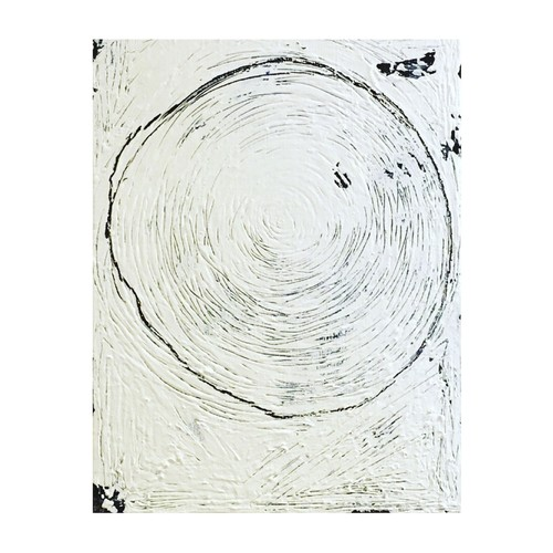 title: abstract painting (empty circle) tmap-005
