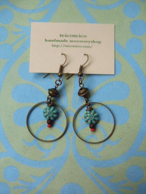 beads&ring mix pierce