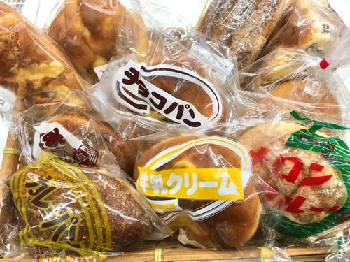 ヒロ屋の菓子パン&総菜パン 10個アソートセット