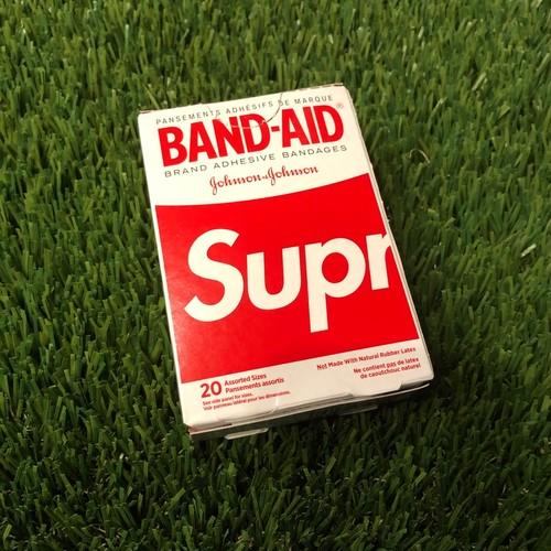 【SUPREME】 -シュプリーム-SS19 BAND AID