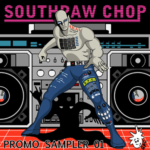 "ill Collected promo Sampler 1 (Vinyl) 12""/ Southpaw chop"