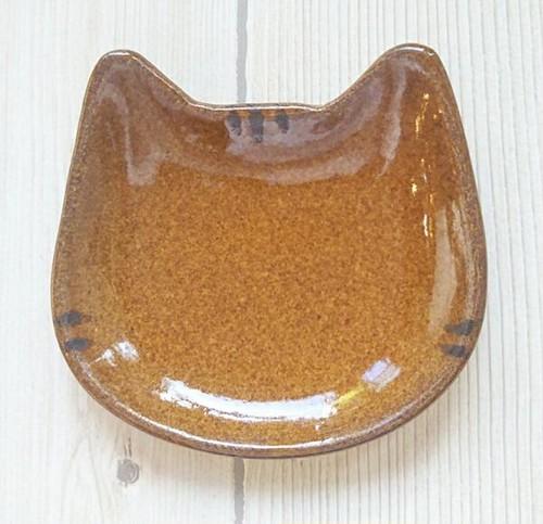 猫豆皿 あめトラ