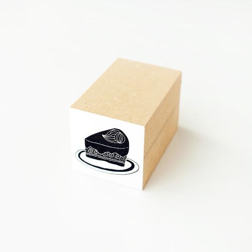 【3L】POCONUR STAMP(ポコヌルスタンプ)|クロ