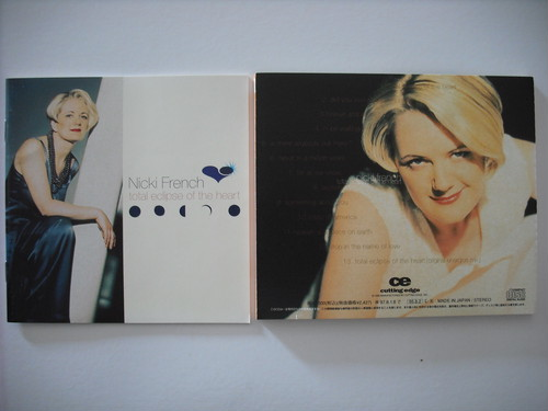 【CD】NICKI FRENCH / TOTAL ECLIPSE OF THE HEART
