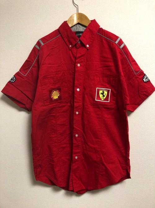 2000's Ferrari work shirt