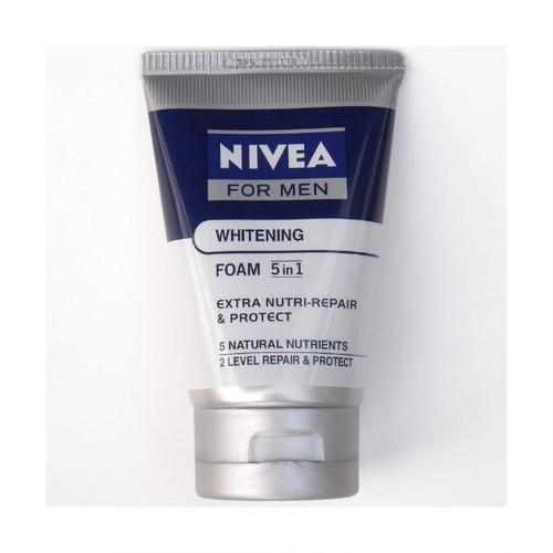 ニベアフォーメン ホワイトニング フォーム / Nivea For Men Whitening Foam 100g
