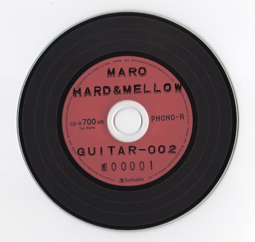 "~ HARD & MELLOW Guitar ~ Vol.002  Hiroaki "" MARO "" Yoshida  (期間限定:防寒対策お守り付き!)(CD-R)(Maxi Single)(MMB_CDS_M2)"