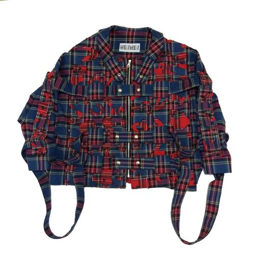 ボンテージジャケット
