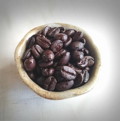 自家焙煎★インドネシア カロシ100g深煎り