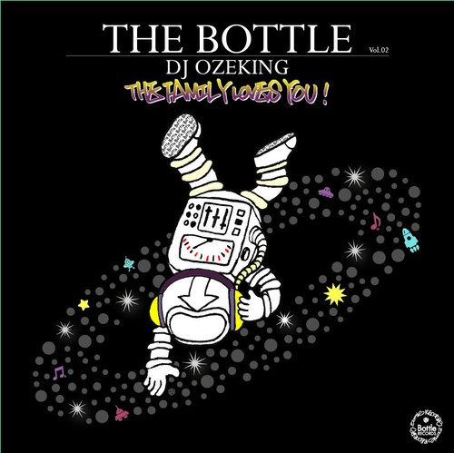 THE BOTTLE vol.2 selected by ozeking