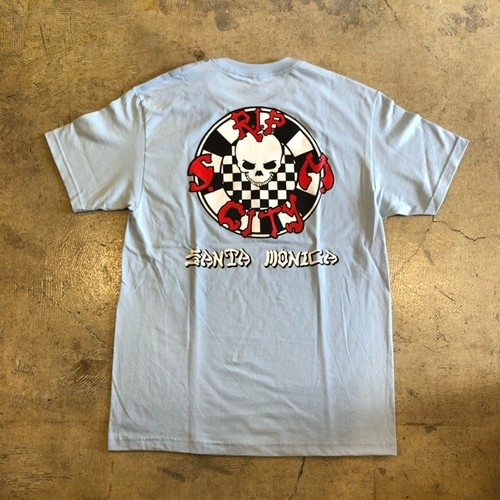 Rip City Skates #Circle Checker S/S Tee