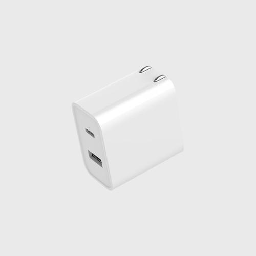 Xiaomi 30W 2-Port USB-C Fast Charger | シャオミ 30W  2ポート USB-C急速充電器