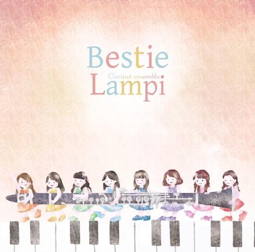 【CD】Bestie/clarinet emsemble Lampi