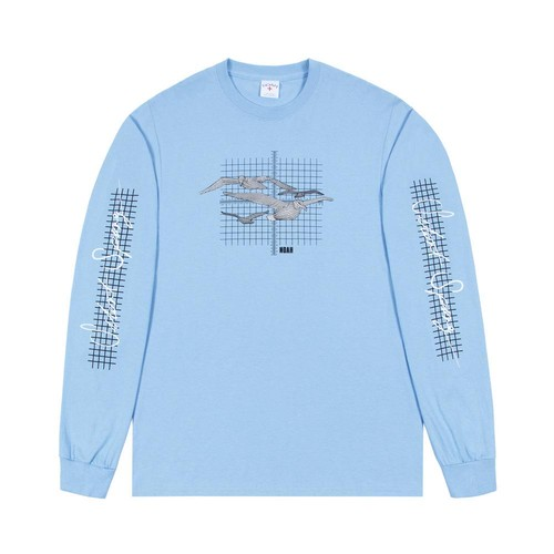Silent Spring Tee (Light blue)