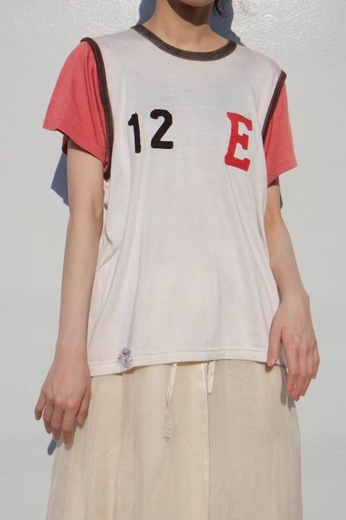 vintage/12 E T-shirt.